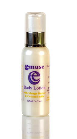 Body Lotion with Mango Butter and Coconut Milk 200ml