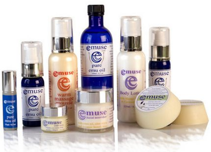 emuse emu oil skin care